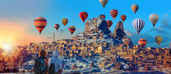 Capadocia Turkey 1